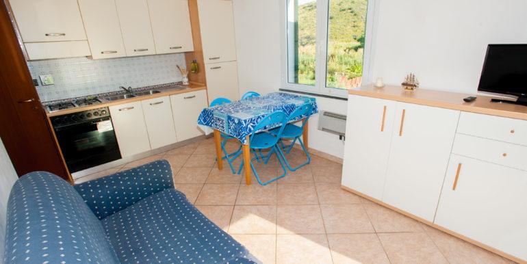 Cucina soggiorno Nispo3